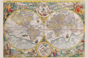 The World 1594