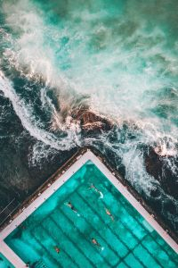 Pool at the Coast