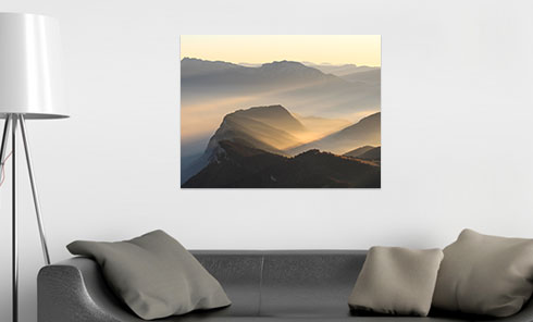 a1 canvas prints room