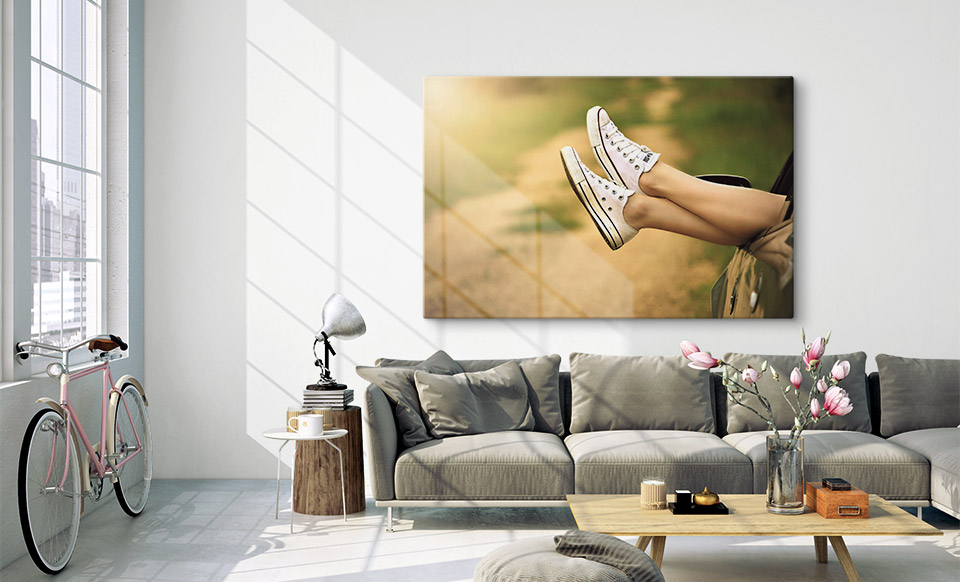 canvas prints cheap apartment