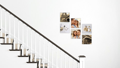 gallery wall stairs 6 1