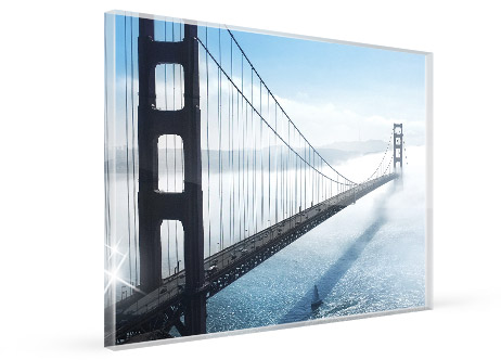 large office wall art acrylic glass view
