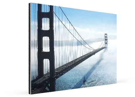 large office wall art alu view
