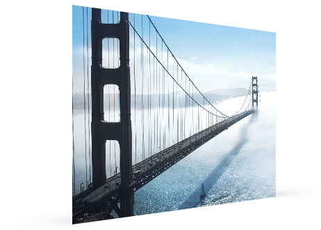 large office wall art poster view