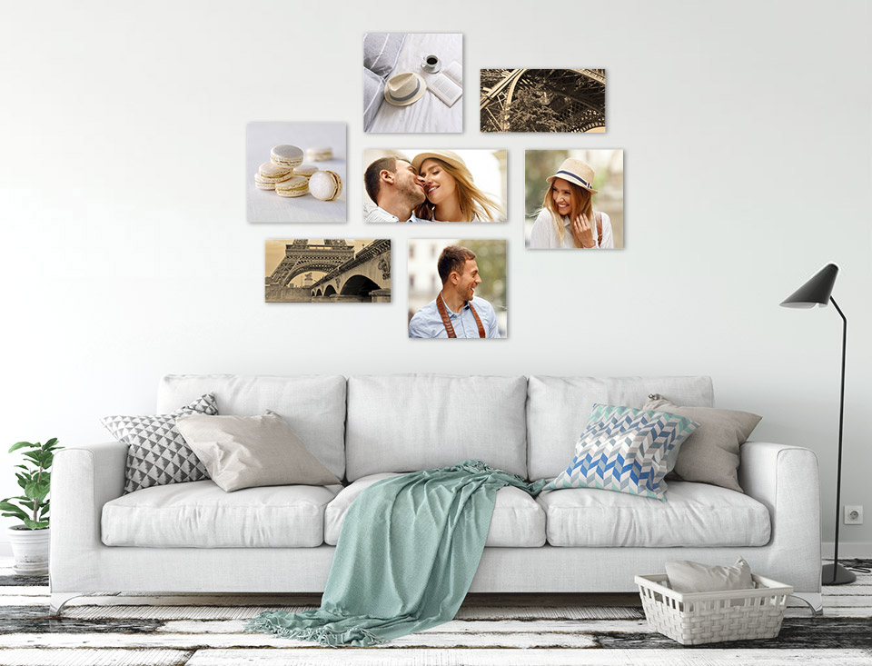picture wall living room room