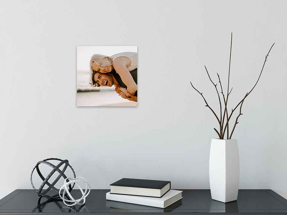 square canvas prints room